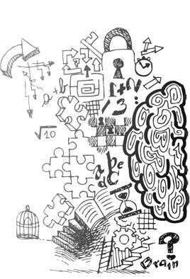 leva možganska polovica