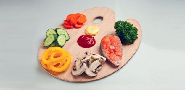 Prvi, odločilni korak na poti spreminjanja prehranskih navad