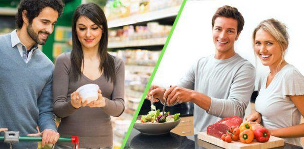 Kako lahko okrepimo zavedanje o prehrani še preden sedemo za mizo