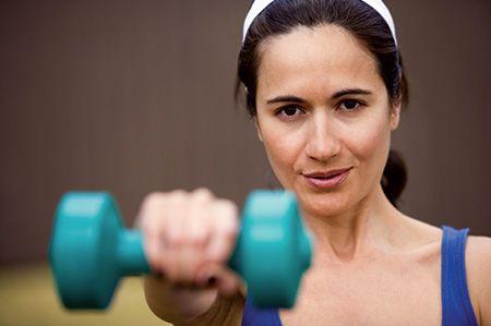 vaje za krepitev mišic