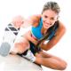 Pred vsako vadbo pripravimo telo na povečan napor
