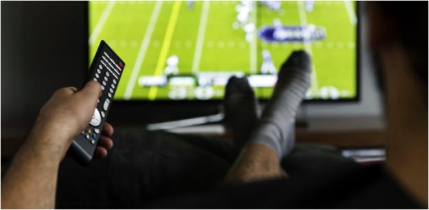 Tretja stopnja za koncentracijo poteka pred televizorjem