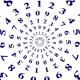 Vaja s števili za razvijanje koncentracije in vizualizacije